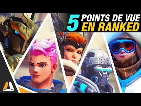 Une Ranked sous 5 points de vue ! (Feat. Troma, Mana, Yob, Ptiwiki & Nesskain)