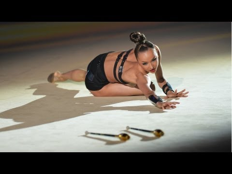 Best of the Opening Ceremony - Rhythmic Worlds 2013 - We are Gymnastics