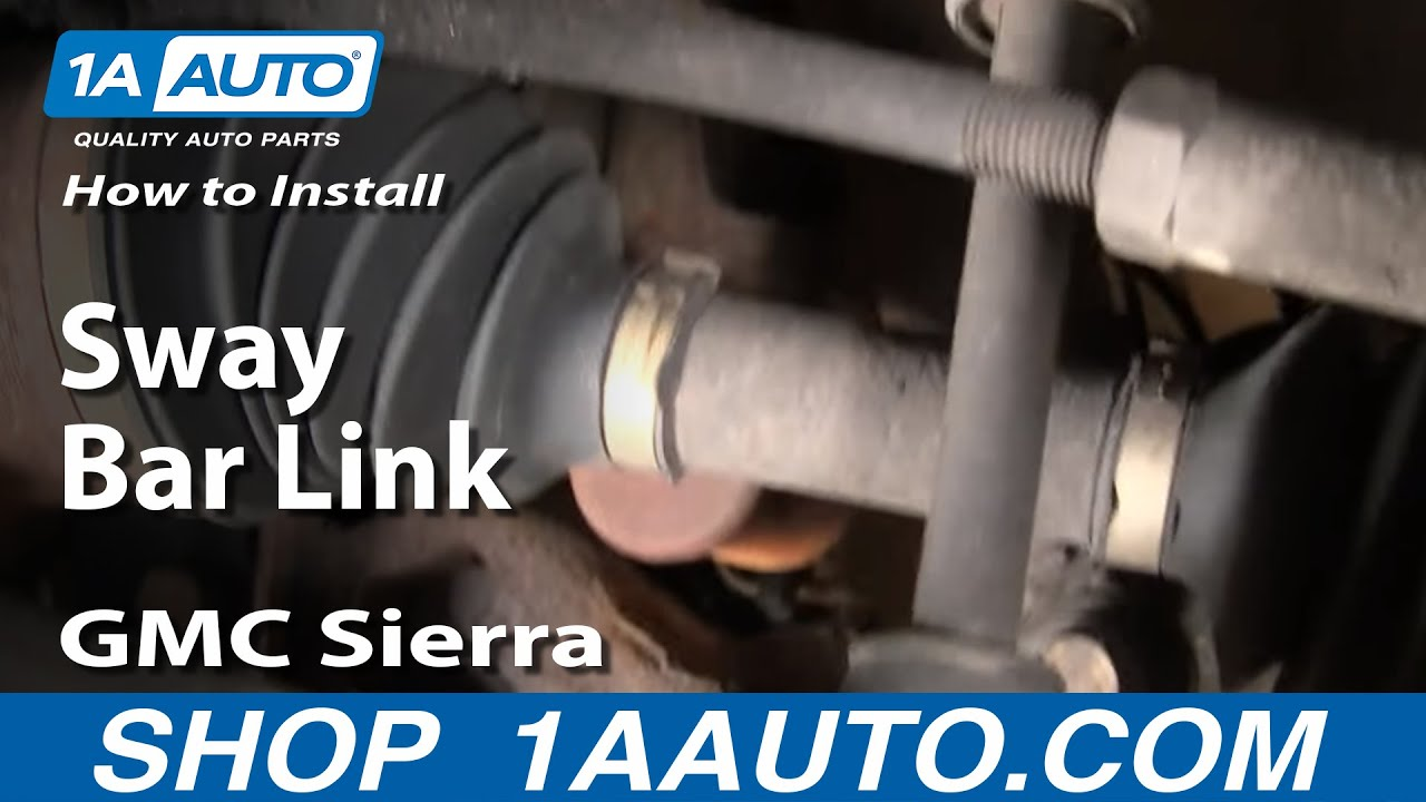 2000 gmc jimmy front differential diagram how to install replace stabilizer bar link chevy silverado  how to install replace stabilizer bar link chevy silverado