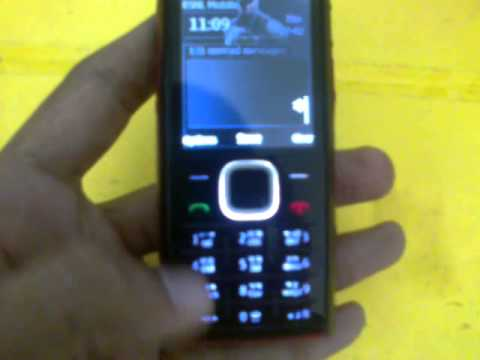 How to hard reset NOKIA X2 in 3 seconds!!