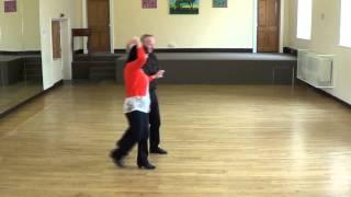 WAGON WHEEL ROCK PARTNERS ( Western Partner Dance