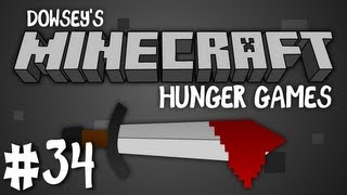 Dowsey's Minecraft Hunger Games :: #34 ::