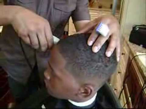 HOW TO CUT BLACK MENS HAIR HOUSEWIVES OF ATLANTA CELEBRITY BARBER ALEX CAMPBELL