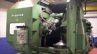 Rotary Gear Hob Machines #2816