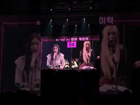 This full version of Chaennie's guessing game is the funniest 🤣🤣🤣 #BlackpinkPrivateStage #chaenni