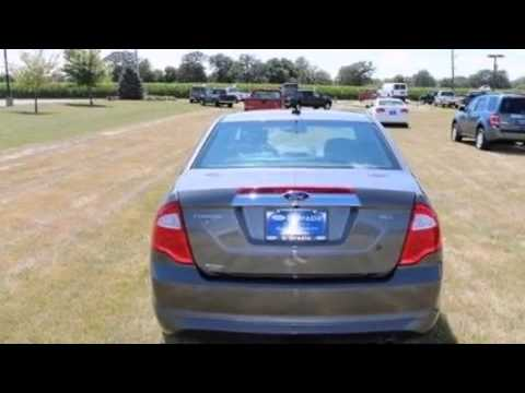Pre-Owned 2012 FORD FUSION Wilmington IL