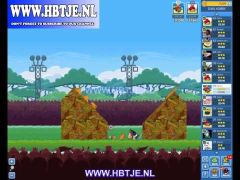 Angry Birds Friends Tournament Week 104 Level 4 high score 141k (tournament 4)