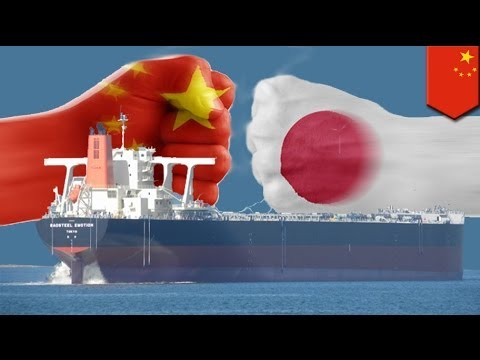China seizes Japanese cargo ship over pre-WWII debt
