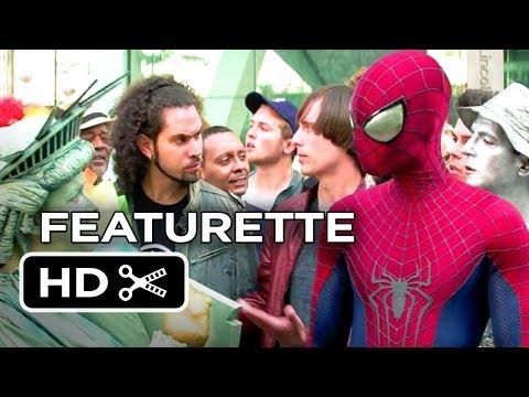 The Amazing Spider-Man 2 Featurette - Costume (2014) - Marvel Movie HD