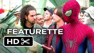 The Amazing Spider-Man 2 Featurette Costume (2014