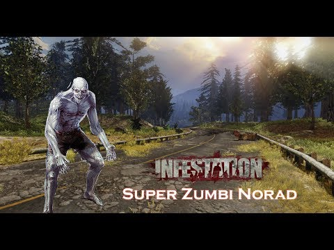 Infestation: Funeral do Zumbi Fisiculturista (Super Zombie)