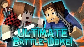 Minecraft: ULTIMATE-BATTLE-DOME w/Mitch & Friends Part 1 - EPIC SHOWDOWN!