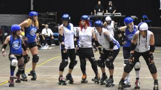 Roller Derby Girls - Nashville RollerGirls