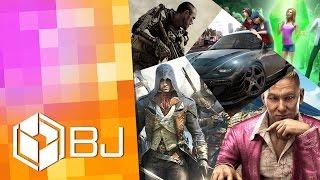 Os 29 Jogos De PC Mais Esperados Para O Fim De 2014 [BJ