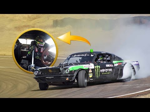 Testes Mustang João Barion para Etapa do Super Drift Brasil em Londrina PR
