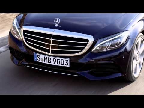 2014 Mercedes-Benz C-Class video trailer