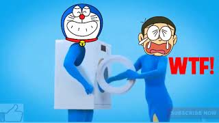 Máy giặt điện máy xanh doremon chế | Quảng cáo điện máy xanh mới