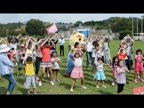 町民の笑顔ダンス、AKB公式認定ゲット 兵庫・猪名川