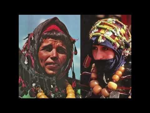 العرق البربري الأمازيغي