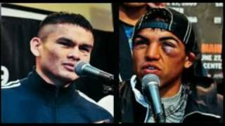 Marcos Maidana Vs Timothy Bradley