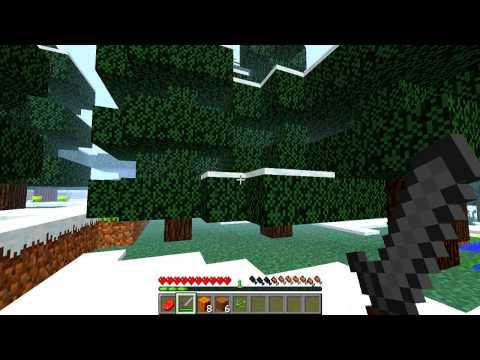 Minecraft #2-Não consegui caçar animais