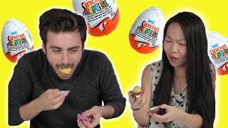 Americans Experience A Kinder Surprise For The First Time