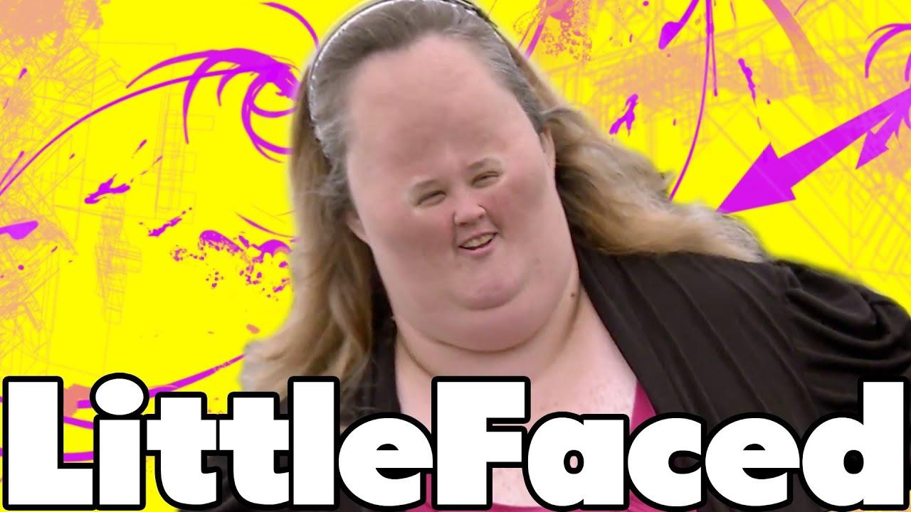 Honey Boo Little Face