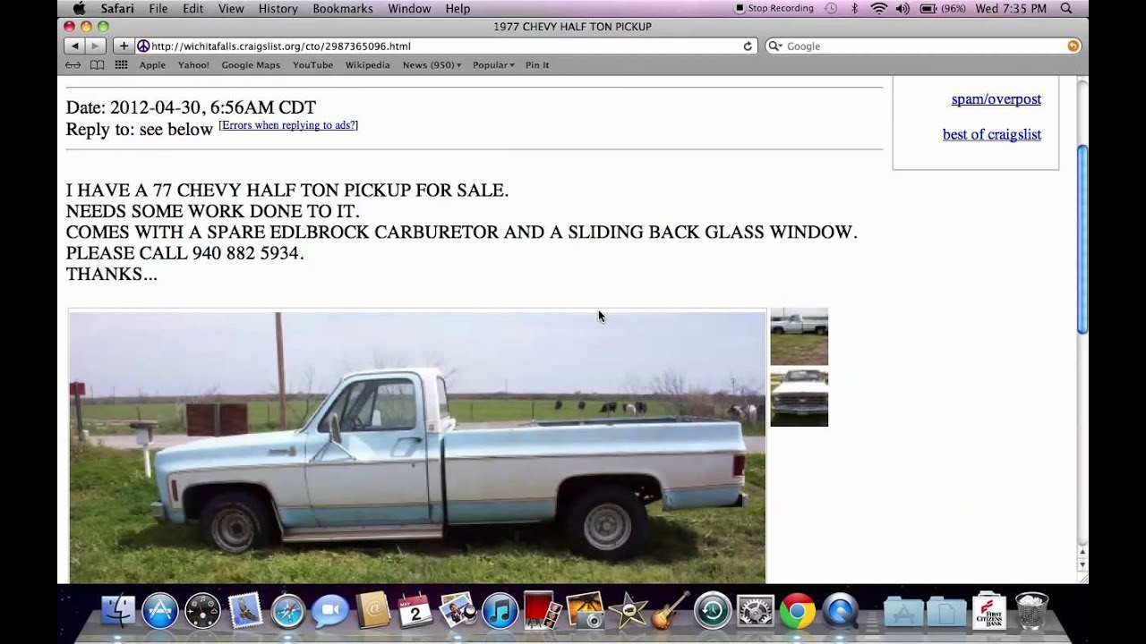 Craigslist bullhead city cars