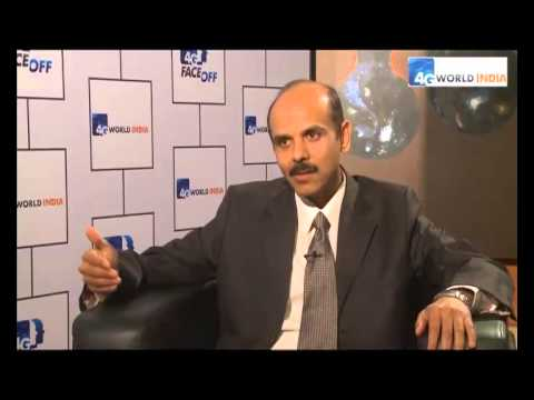 P.Balaji, Managing Director, Nokia India  at 4G World India