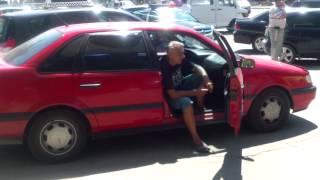 Animozități cu poliție și taxi ilegal la poarta spitalului