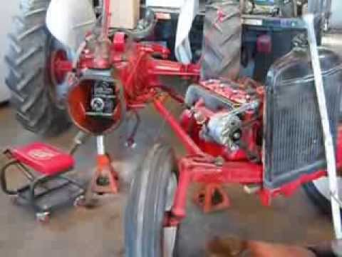 Hqdefault on 8n ford tractor hydraulic lift repair