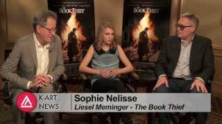 "Interview With ""The Book Thief"" Actors And Director"