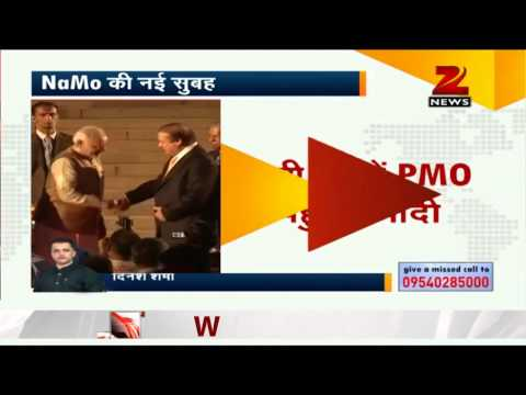 Narendra Modi prepares to meet SAARC leaders including Nawaz Sharif