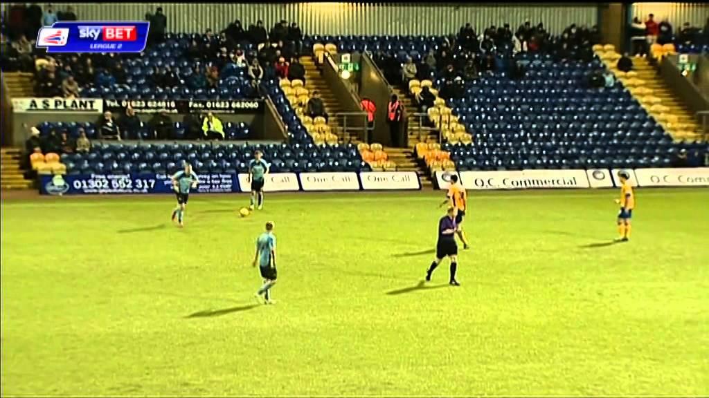 Mansfield Town 0-0 Burton Albion