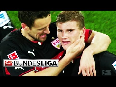 Young Gun Timo Werner - Stuttgart's New Hero Bags a Brace