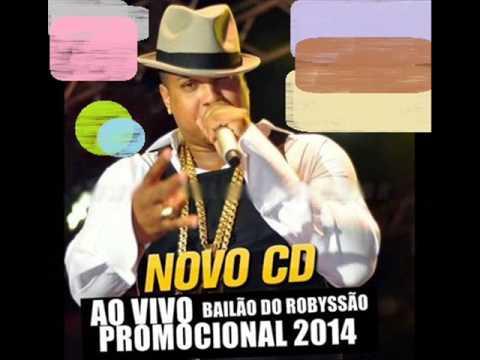 BAILÃO DO ROBYSSÃO - CD NOVO (PROMOCIONAL 2014) - VOCÊ QUER FICAR GOSTOSA (MÚSICA NOVA)