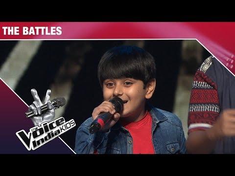 Rubab, Madhav,Satyajeet Performs on Babu Samjho Ishare-Ep 10-Dec 10,2017-The Voice India Kids S2