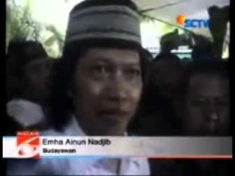 Cak Nun bicara tentang Gus Dur saat Ziarah di Tebuireng - berita SCTV