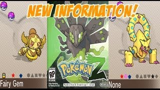 Pokemon Z Confirmed? Shiny Hoopa! Shiny Volcanion! New