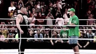 WWE Extreme Rules John Cena Vs Brock Lesnar Promo [HD