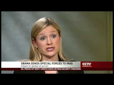 Natalie Joubert on Iraq conflict's impact on global oil prices