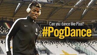 Paul Pogba lancia la sfida! Tutti in pista con la #PogDance! - Show us your #PogDance!