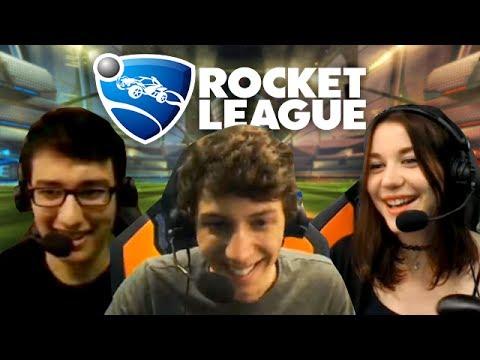D'ATTAQUE ! 3v3 Rocket League