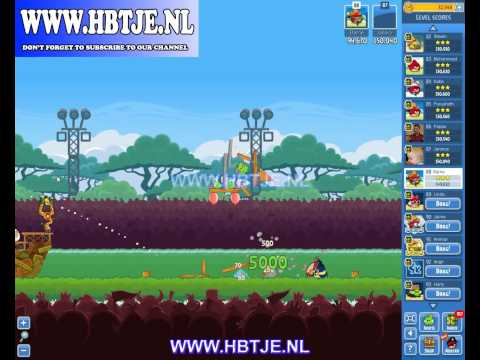 Angry Birds Friends Tournament Week 79 Level 5 high score 151k (tournament 5)
