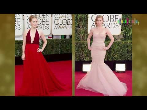 5 BEST DRESSED DIVAS AT THE GOLDEN GLOBE AWARDS 2014