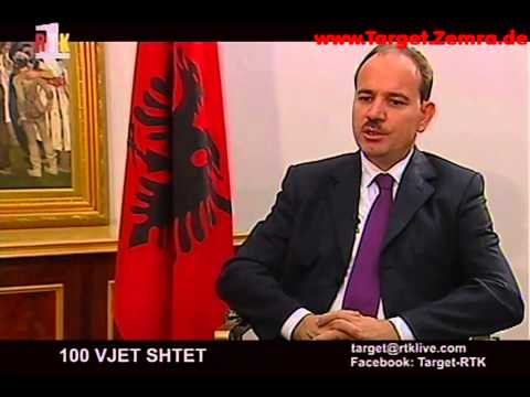 073 - 100-VJET SHTET - Target - Bujar Nishani