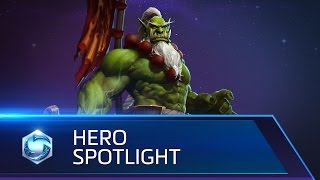 Heroes of the Storm - Samuro Spotlight