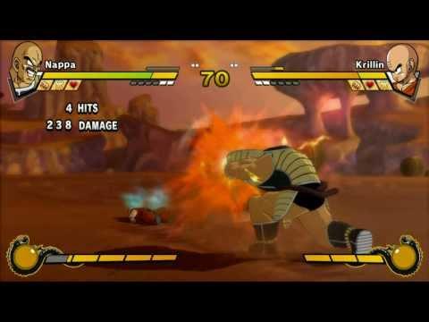 Vortex Plays: DragonBall Z: Burst Limit - VS Computer Battle 9