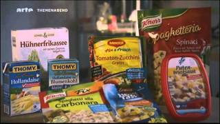 Die Tricks Der Lebensmittelindustrie ARTE-Doku