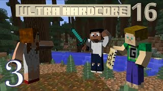 Mindcrack Ultra Hardcore S16E3 On The Hunt